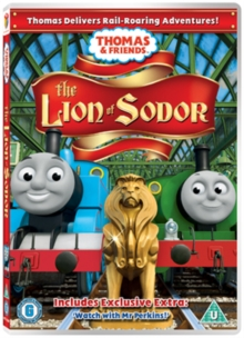 Thomas the Tank Engine and Friends: The Lion of Sodor, DVD
