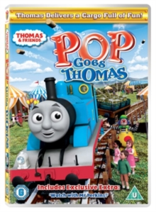 Thomas the Tank Engine and Friends: Pop Goes Thomas, DVD