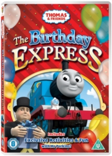 Thomas the Tank Engine and Friends: The Birthday Express, DVD