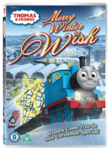 Thomas the Tank Engine and Friends: Merry Winter Wish, DVD  DVD