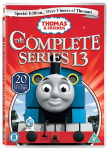 Thomas the Tank Engine and Friends: The Complete 13th Series, DVD