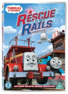 Thomas the Tank Engine and Friends: Rescue On the Rails, DVD