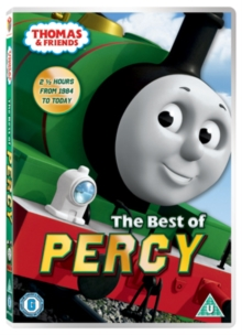 Thomas the Tank Engine and Friends: The Best of Percy, DVD