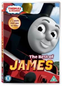Thomas the Tank Engine and Friends: The Best of James, DVD