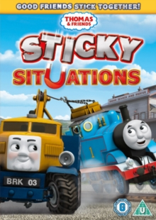 Thomas the Tank Engine and Friends: Sticky Situations, DVD  DVD
