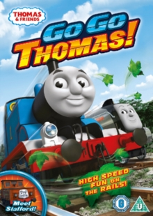 Thomas the Tank Engine and Friends: Go Go Thomas, DVD