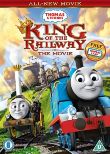 Thomas the Tank Engine and Friends: King of the Railway, DVD  DVD