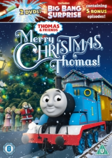 Thomas the Tank Engine and Friends: Merry Christmas Thomas, DVD