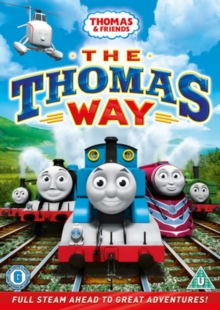 Thomas the Tank Engine and Friends: The Thomas Way, DVD  DVD