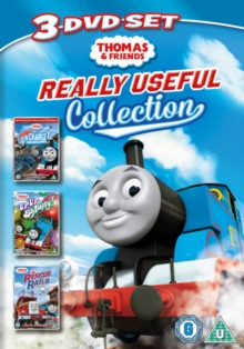 Thomas the Tank Engine and Friends: Really Useful Collection, DVD