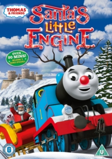 Thomas the Tank Engine and Friends: Santa's Little Engine, DVD