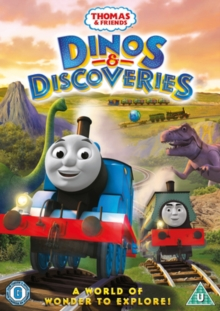 Thomas the Tank Engine and Friends: Dinos and Discoveries, DVD  DVD