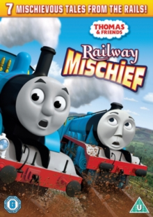 Thomas the Tank Engine and Friends: Railway Mischief, DVD