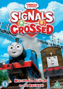 Thomas the Tank Engine and Friends: Signals Crossed, DVD