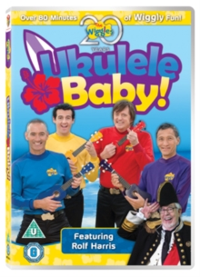 The Wiggles: Ukulele Baby, DVD