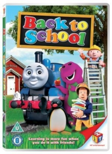 Hit Favourites: Back to School, DVD