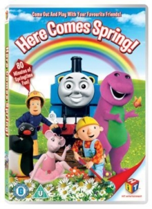 Hit Favourites: Here Comes Spring, DVD