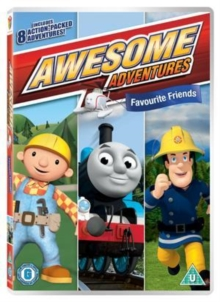 Awesome Adventures: Favourite Friends, DVD