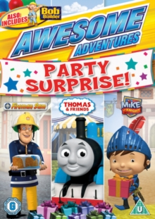 Awesome Adventures: Party Surprise, DVD