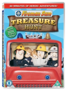 Fireman Sam: Treasure Hunt, DVD