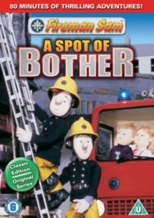 Fireman Sam: A Spot of Bother, DVD