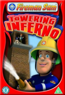 Fireman Sam: Towering Inferno, DVD