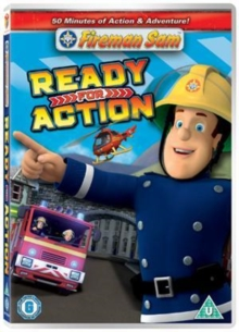 Fireman Sam: Ready for Action, DVD  DVD