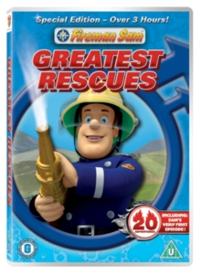 Fireman Sam: Greatest Rescues, DVD