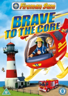 Fireman Sam: Brave to the Core, DVD