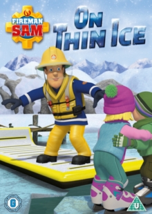 Fireman Sam: On Thin Ice, DVD