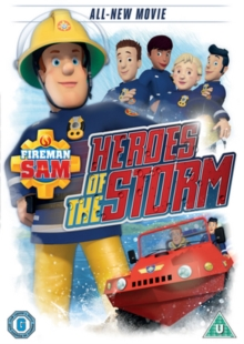 Fireman Sam: Heroes of the Storm, DVD