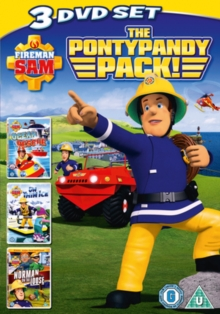Fireman Sam: The Pontypandy Pack!, DVD DVD