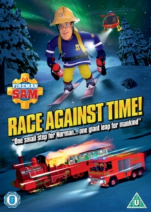 Fireman Sam: Race Against Time!, DVD DVD