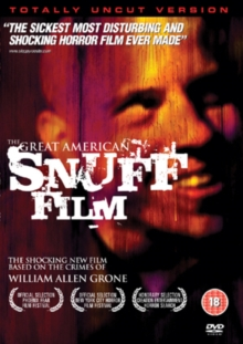 The Great American Snuff Film, DVD