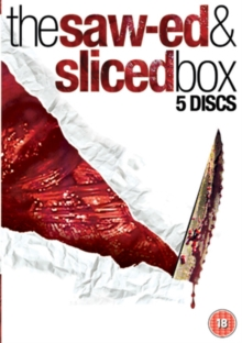 The Sawed and Sliced Box, DVD DVD