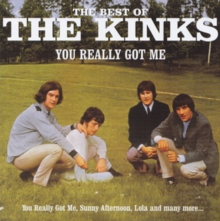 You Really Got Me: The Best of the Kinks, CD / Album