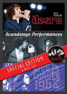 Doors: Live at the Bowl '68/Soundstage Performances/Live..., DVD