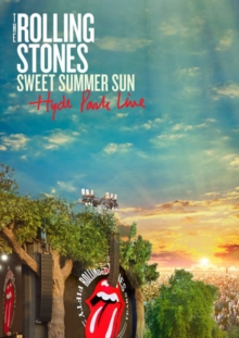 The Rolling Stones: Sweet Summer Sun - Hyde Park, DVD