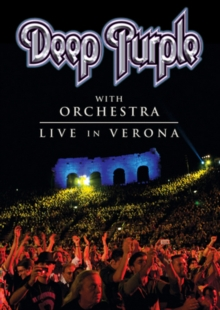 Deep Purple: Live in Verona, DVD