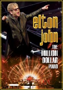 Elton John: The Million Dollar Piano, DVD