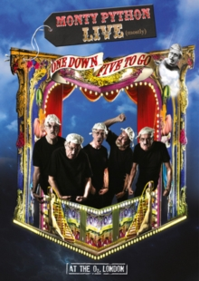 Monty Python: Live (Mostly) - One Down, Five to Go, DVD DVD