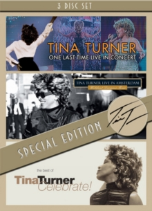 Tina Turner: One Last Time/Live in Amsterdam/Celebrate!, DVD