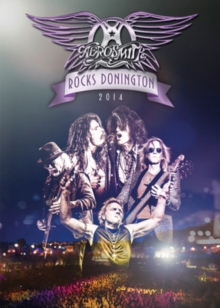 Aerosmith Rocks Donington, DVD