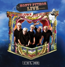 Monty Python: Live (Mostly) - One Down, Five to Go, Blu-ray