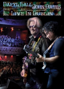 Hall and Oates: Live in Dublin, DVD DVD