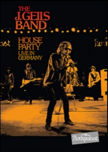 The J. Giels Band: House Party Live in Germany, DVD
