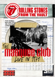 The Rolling Stones: From the Vault - 1971, DVD