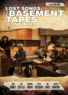 Lost Songs - The Basement Tapes Continued, DVD  DVD