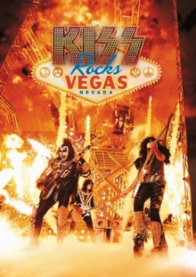 Kiss: Rocks Vegas - Live at the Hard Rock Hotel, DVD