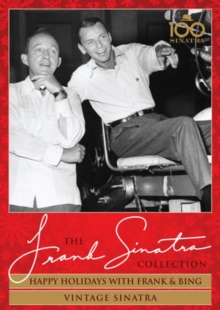 Frank Sinatra: Happy Holidays With Frank and Bing/Vintage Sinatra, DVD